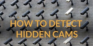 detecting hidden spy cameras