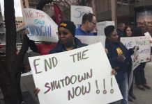 Federal Employees Shutdown
